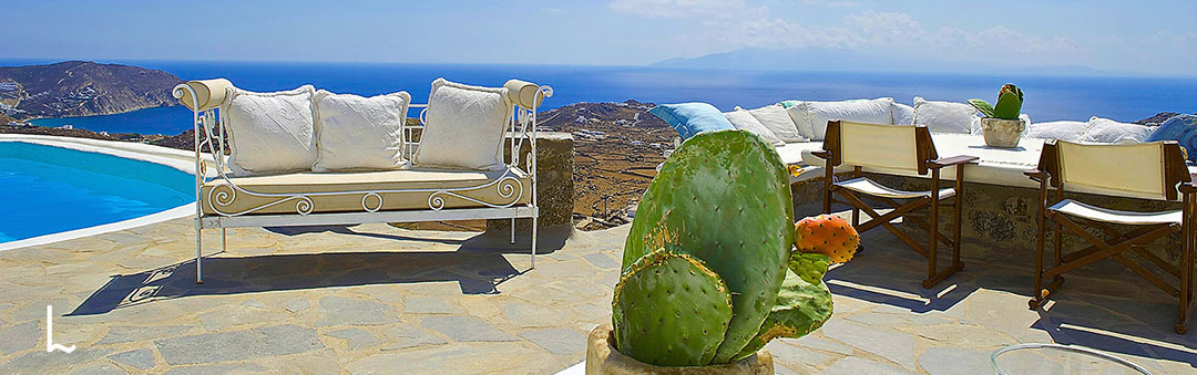 Contact Real Estate Office in Mykonos Greece