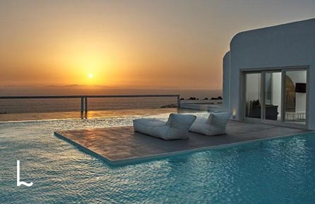 Real Estate Company - real estate office in Mykonos Greece