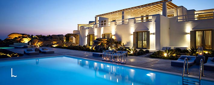 Property Construction Services in Mykonos, Greece