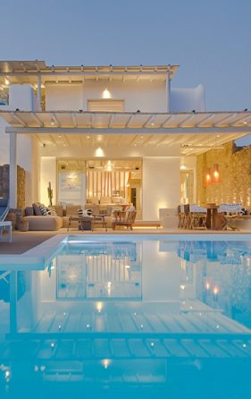 Contact Real Estate Office & Concierge services office in Mykonos, Greece