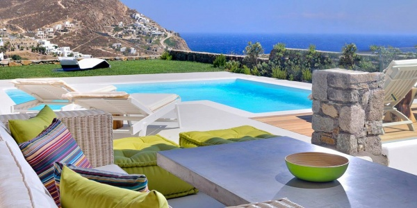 Villa Gaia for rent & sale in Mykonos