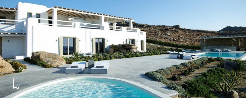 Villa Melitta for sale in Mykonos