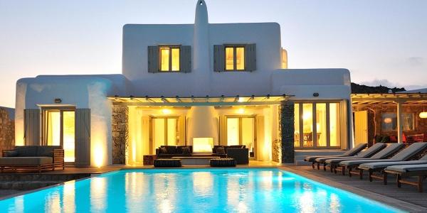 Villa Phoebus for sale in Mykonos