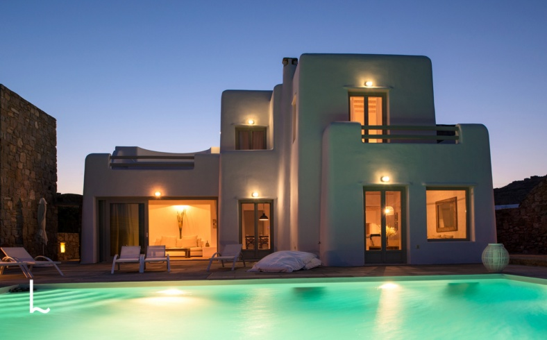 Villa Danae for Rent & for Sale in Mykonos