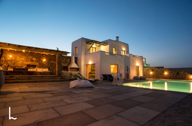 Villa Helios for Rent and for Sale in Mykonos