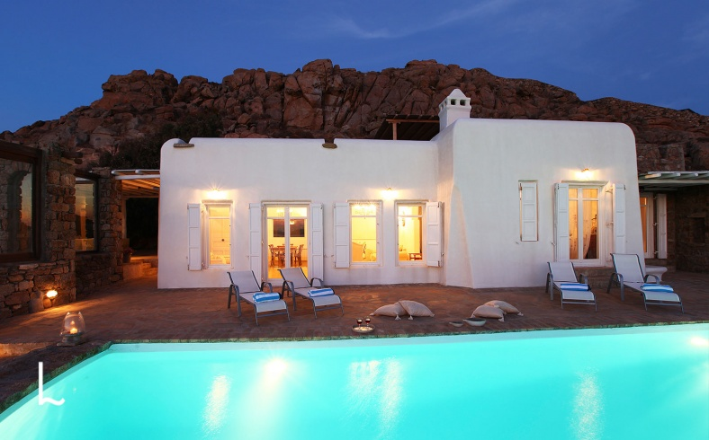 Villa Theseus for sale in Mykonos