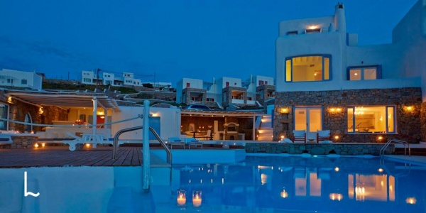 Villa Andromache for sale in Mykonos