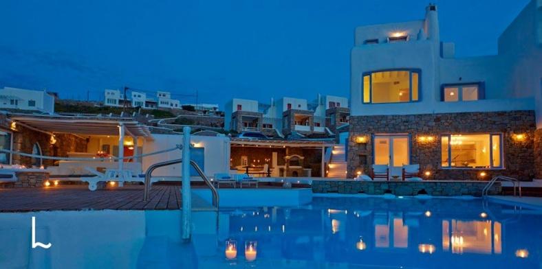 Villa Andromache for sale in Mykonos