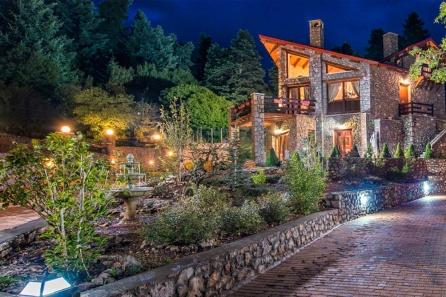 Ideal Parnassos Krios Villa - Villas for rent and sale at arachova