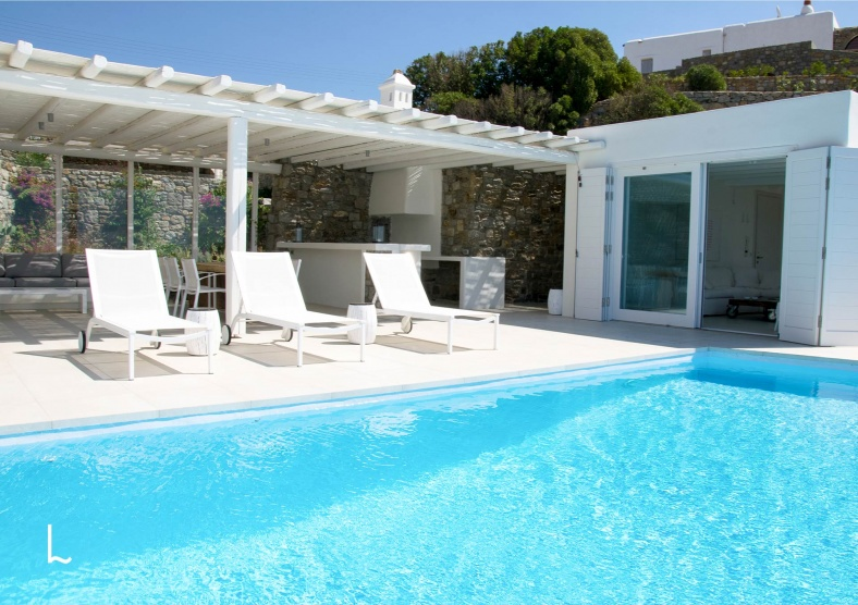 Villa Kiveli for rent & for sale in Mykonos