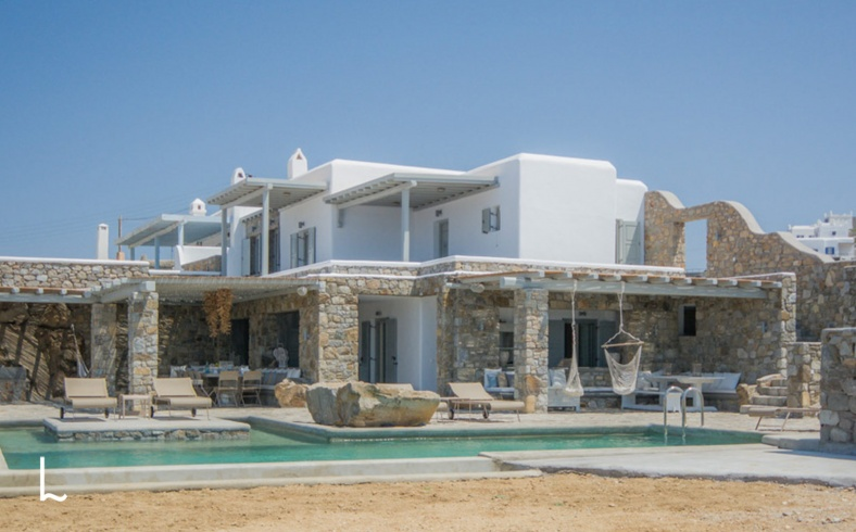 Villa Nemesis for rent in Mykonos