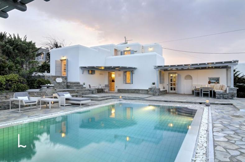 Villa Alkmini for rent in Mykonos