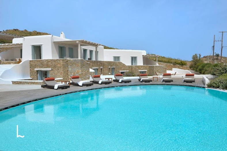Villa Leto for rent in Mykonos
