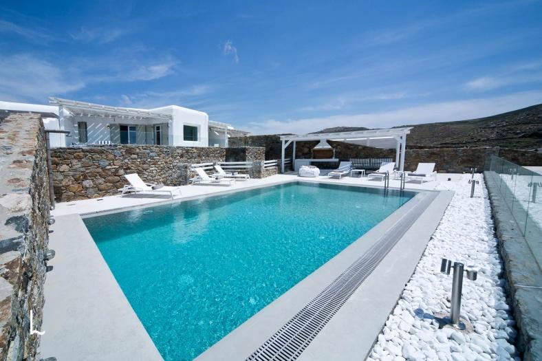 Villa Eleonora for rent in Mykonos