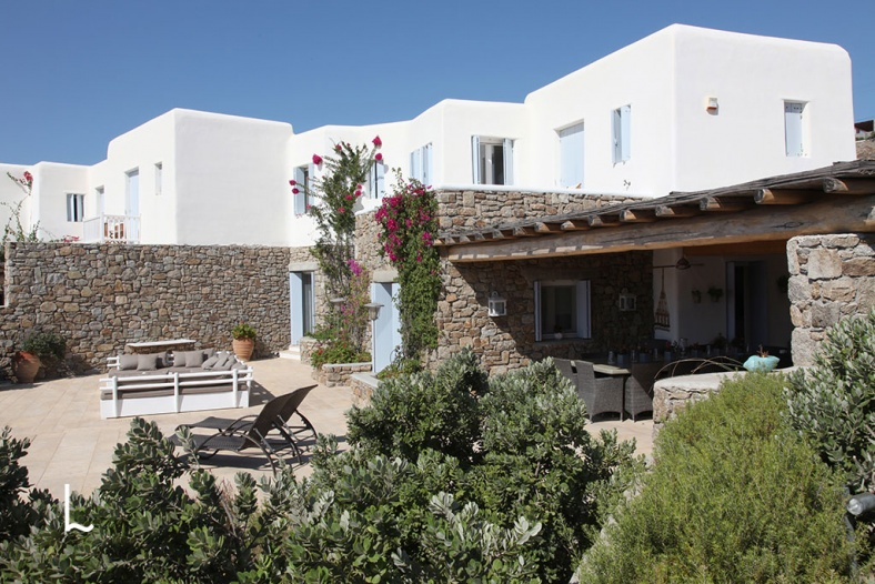Villa Myron for rent in Mykonos