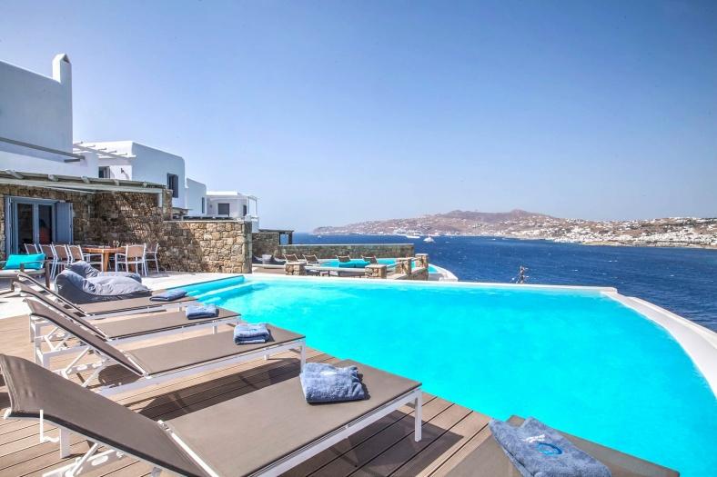 Villa Kalypso for rent in Mykonos