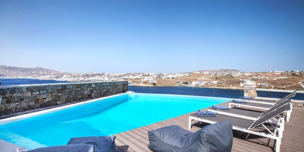 Villa Penelope for rent in Mykonos
