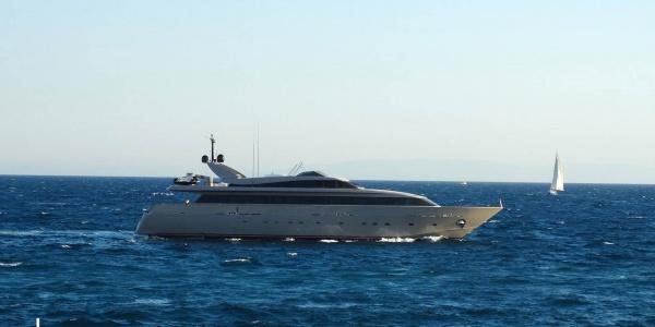 Boat Daloli for charter in Mykonos