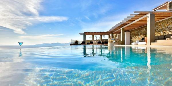 Villa Afroditi for rent in Mykonos