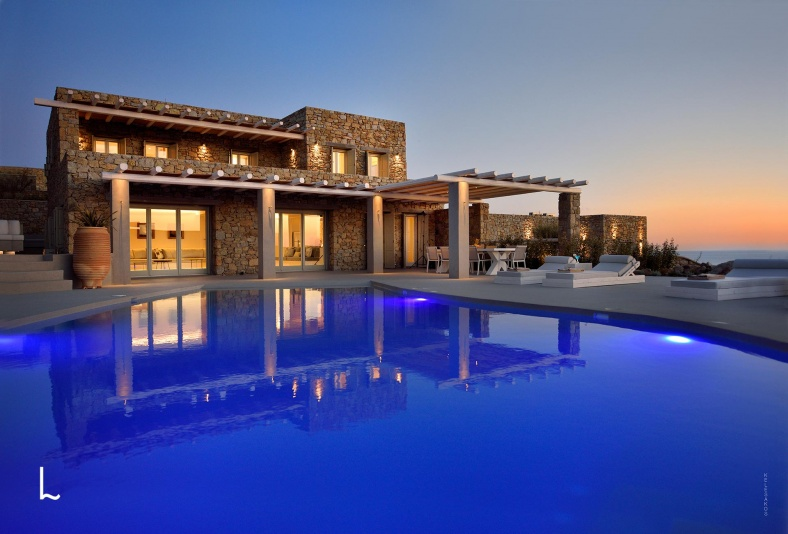 Villa Faistos for rent in Mykonos