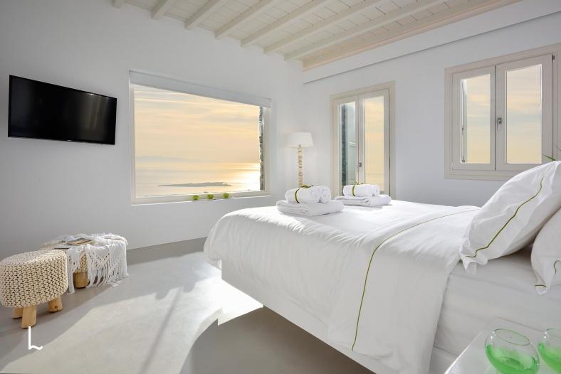Luxury, in Mykonos goes far beyond money
