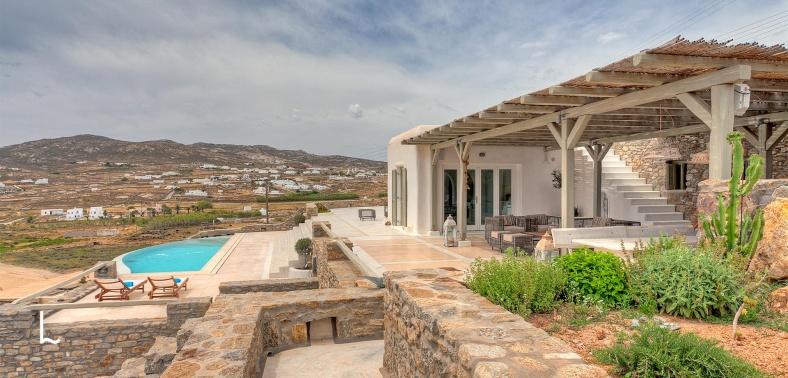 Villa Kaliandi for rent in Mykonos