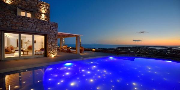 Villa Roxani for rent in Mykonos