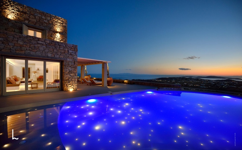 Villa Roxani for rent in Mykonos