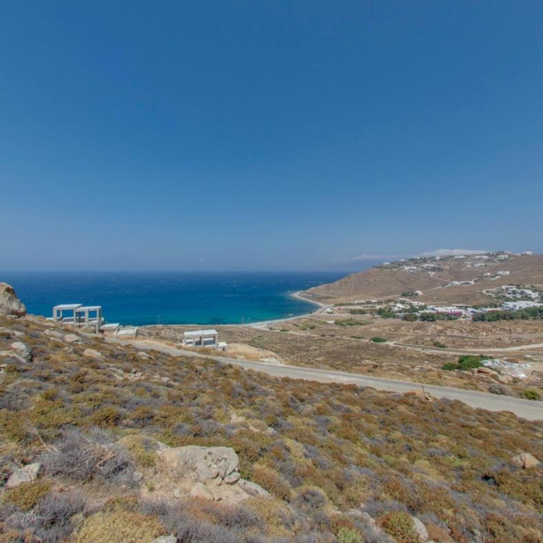 Plot for Sale in Mykonos Choulakia 5000 m2