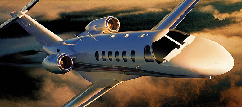 Charter a Light Jet from anywhere in the world