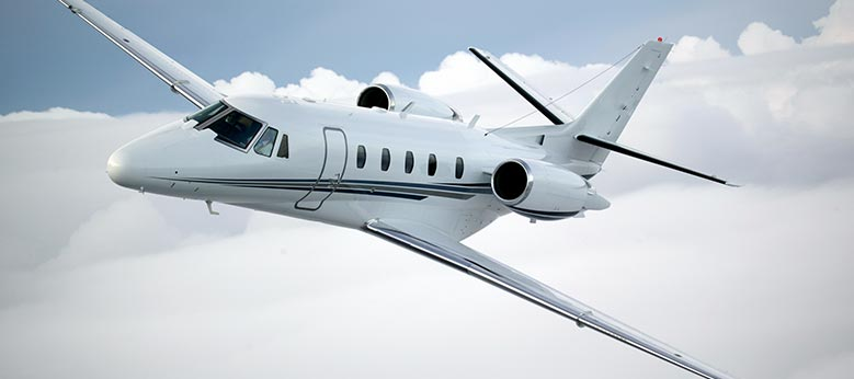 Charter a Mid Size Jet from or to Mykonos