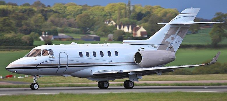 Charter a Super Mid Size Jet