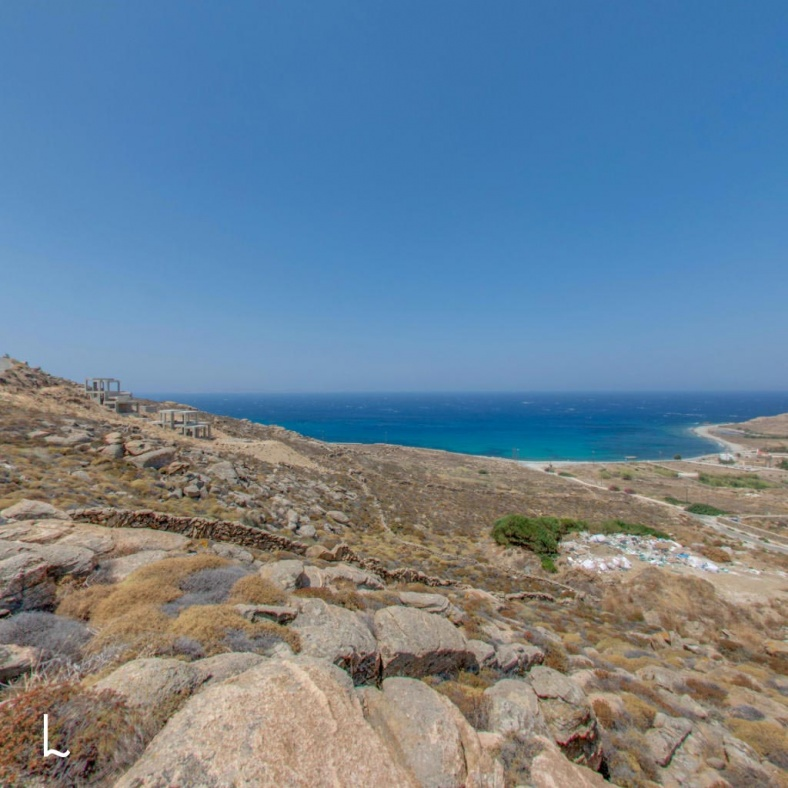 Plot for Sale at Choulakia in Mykonos, Greece - 4000 m2