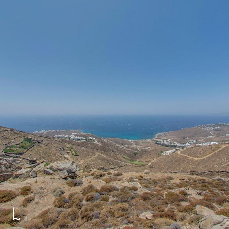 Land for Sale at Fanari, Mykonos - 8000 m2
