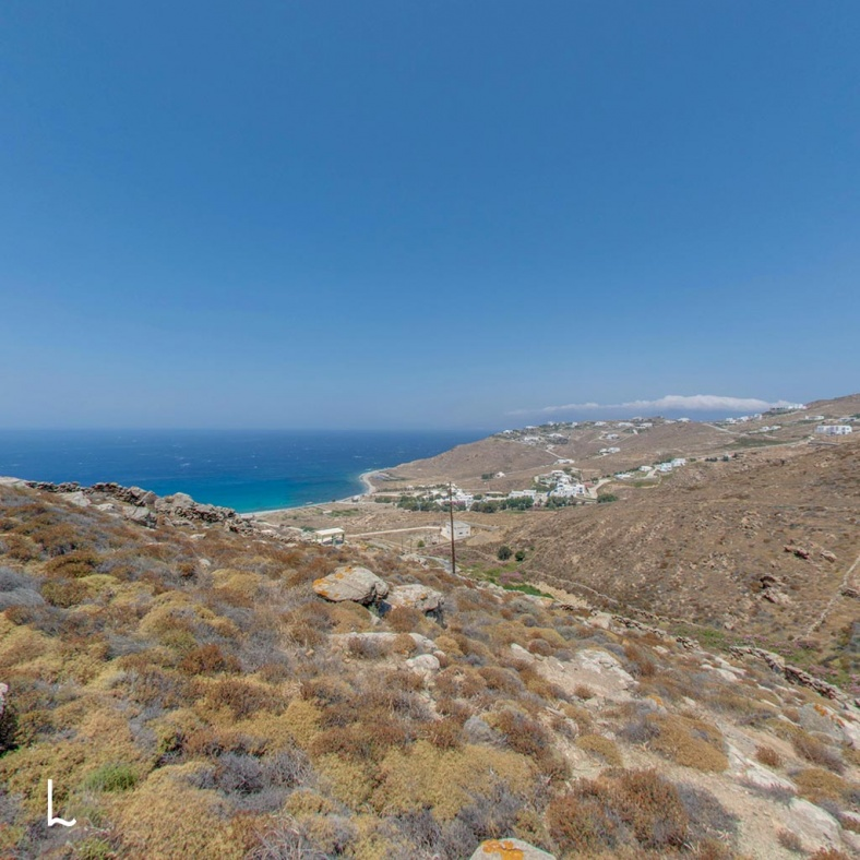 Plot for Sale at Choulakia, Mykonos, - 4000 m2