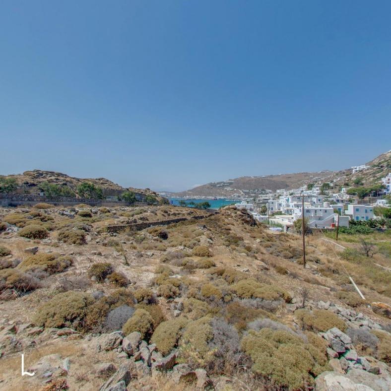 Plot for Sale at Tourlos in Mykonos, Greece - 1200 m2