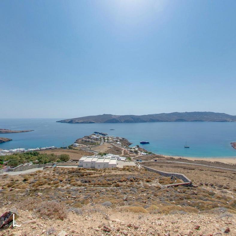 Land for Sale at Agios Sostis in Mykonos, Greece - 5000 m2