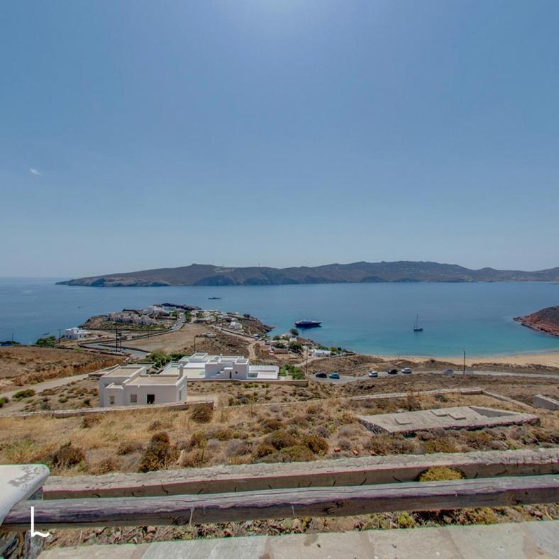 Plot for Sale at Agios Sostis in Mykonos, Greece - 4000 m2