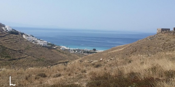 Land for Sale at Elia in Mykonos, Greece - 13000 m2