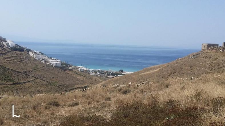 Land for Sale at Elia in Mykonos, Greece - 13000 m2