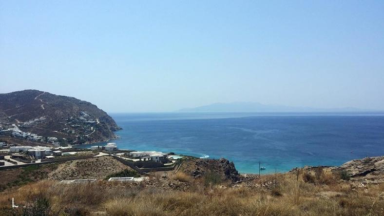 Land for Sale at Elia, Mykonos - 4000 m2