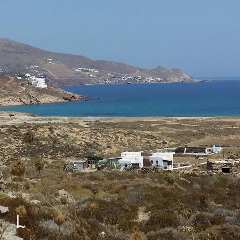 Land for Sale at Ftelia in Mykonos, Greece - 5600 m2