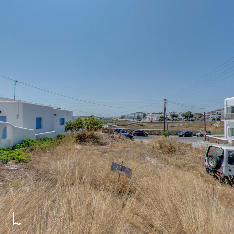Land for Sale at Ano Mera in Mykonos, Greece - 350 m2