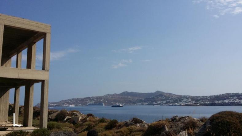 Land for Sale at Kanalia in Mykonos, Greece - 4000 m2
