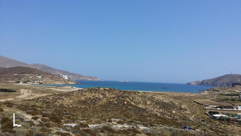 Plot for Sale at Ftelia in Mykonos, Greece - 4000 m2