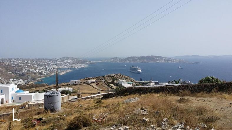 Land for Sale at Tourlos, Mykonos - 4000 m2