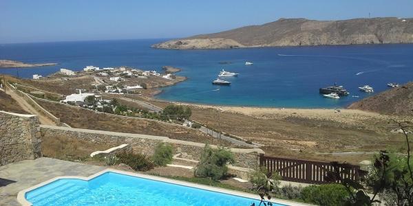 Villa Aeolus for Rent in Mykonos
