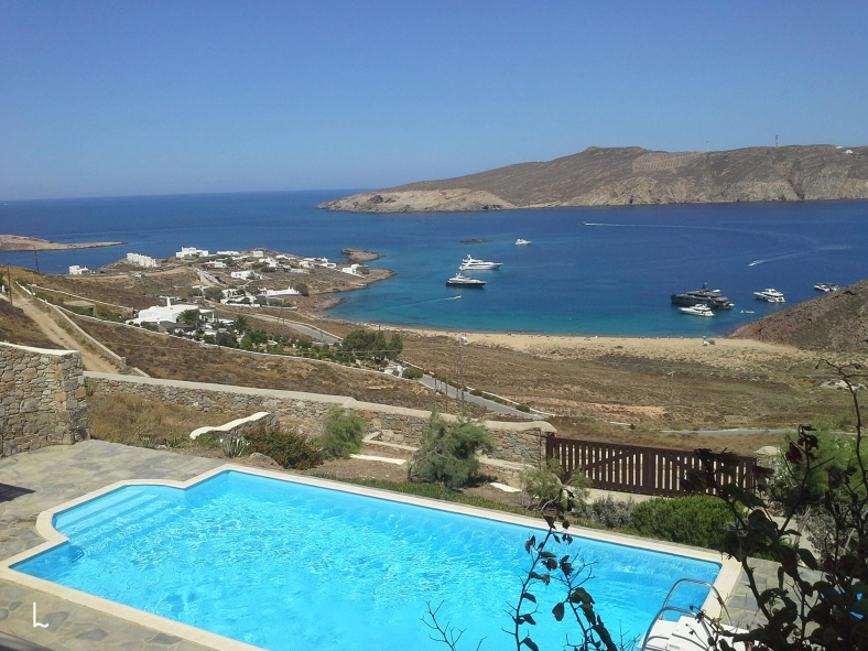 Villa Aeolus for Rent in Mykonos