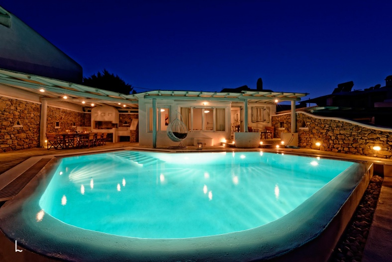 Villa Alcestis for Rent in Mykonos