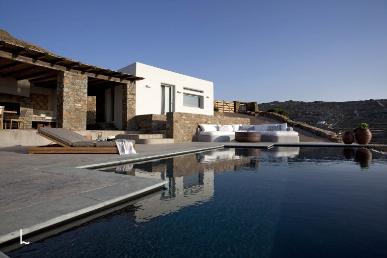 Villa Dionysos for rent in Mykonos